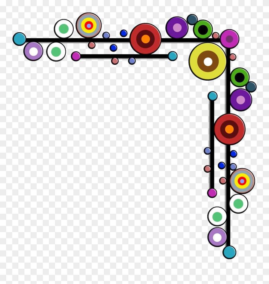 Line Design, Border Design, My Design, Corner Border,.
