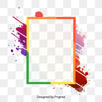 Border Design PNG Images.