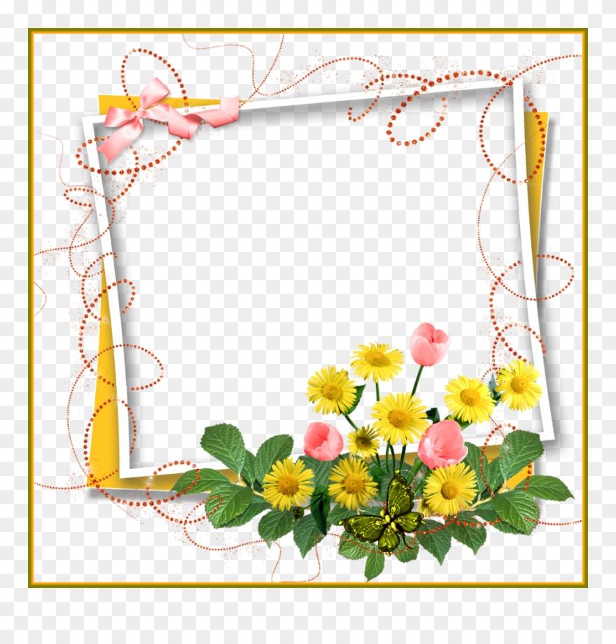 Banner Free Sunflower Corner Border Clipart.
