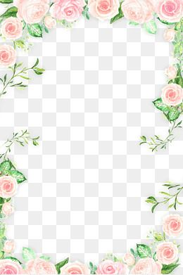2019 的 Romantic Pink Flower, Flower Clipart, Flowers PNG.