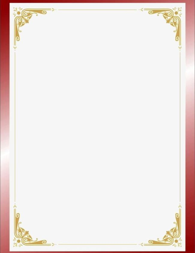 Certificate Border PNG, Clipart, Border, Border Clipart.