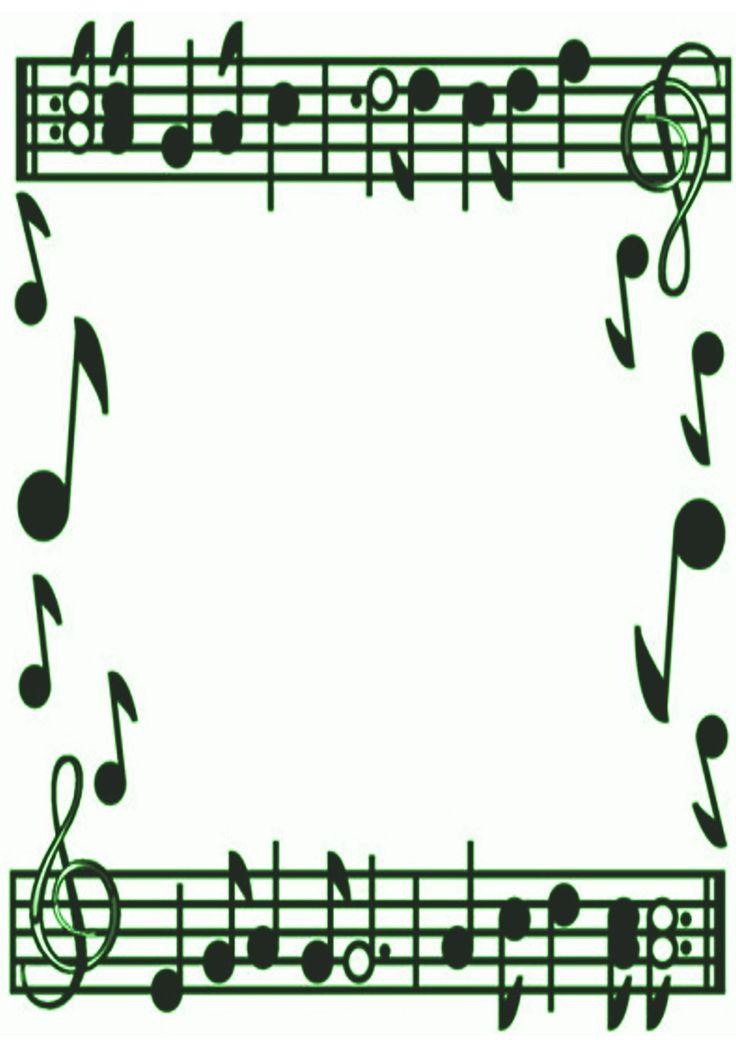 1000+ ideas about Music Border on Pinterest.