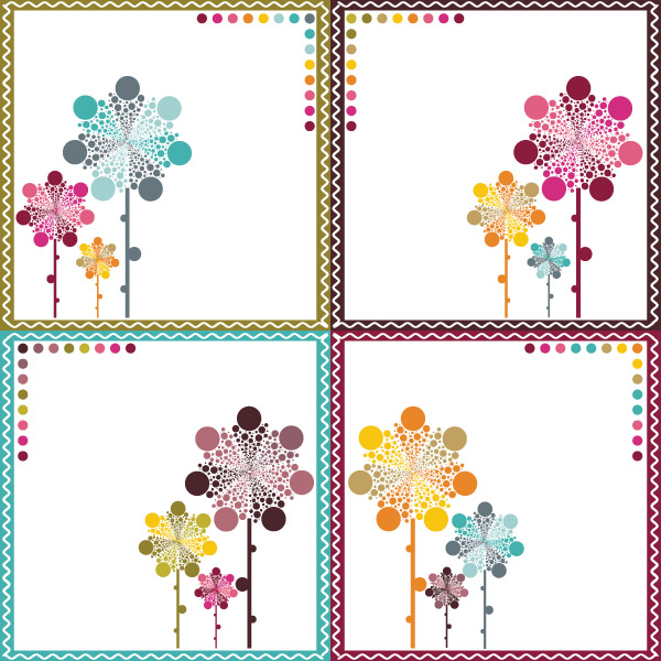 Free Clipart Images Of Flower Borders.