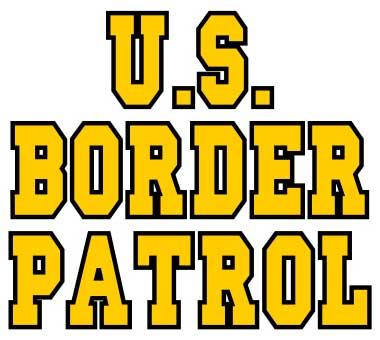 Border Patrol Agent Clipart.