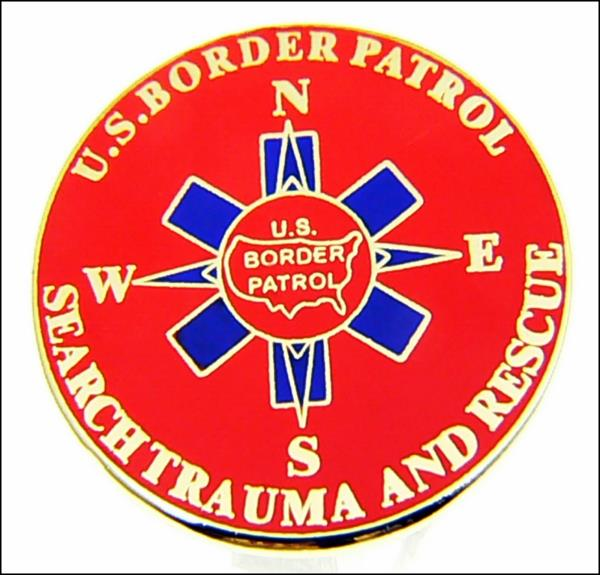 Details about U.S. Border Patrol Search Trauma and Rescue (BORSTAR) Logo  Refrigerator Magnet.