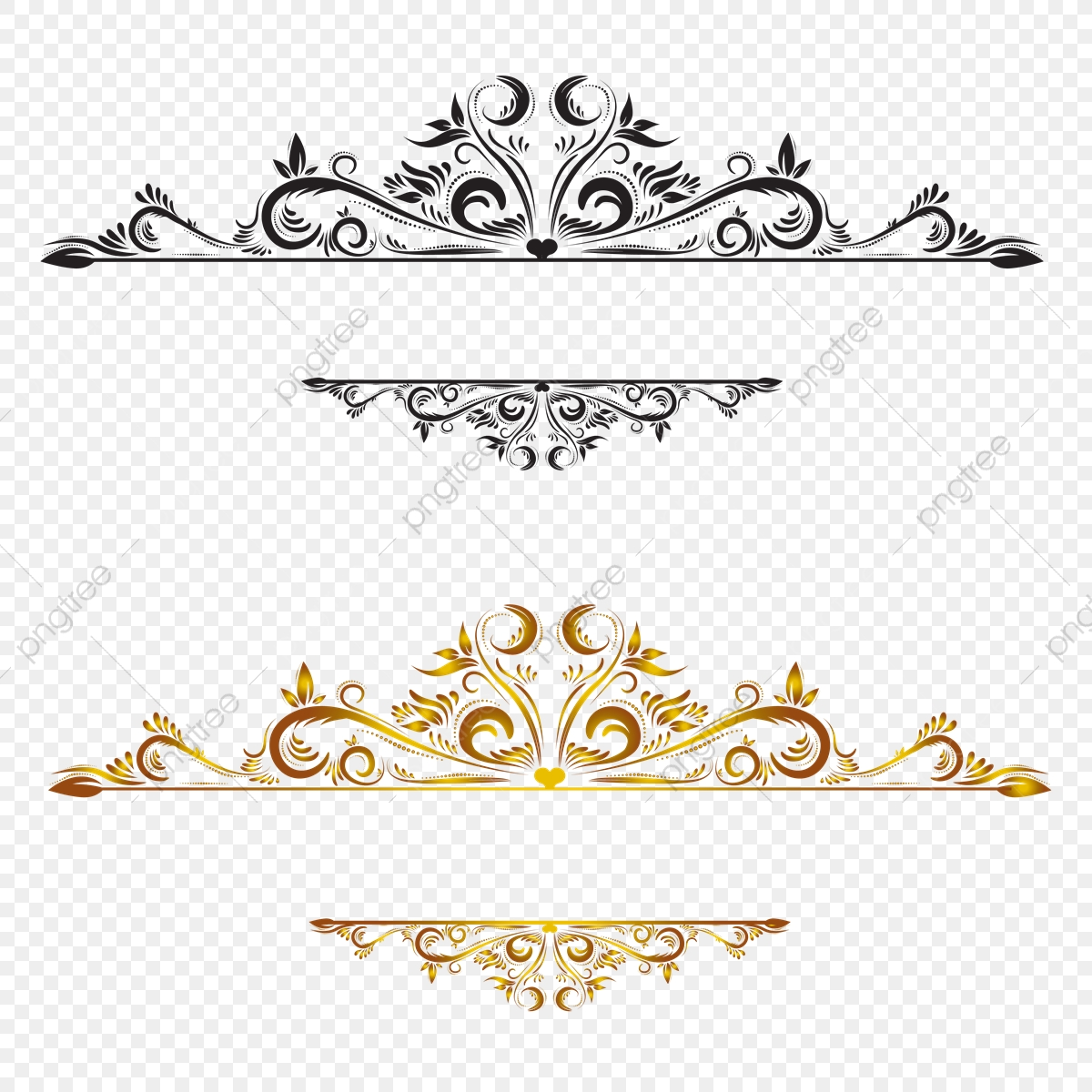 Vintage Border, Lace, Lace, Pattern Border PNG and Vector with.