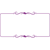 Download Decorative Border Free PNG photo images and clipart.
