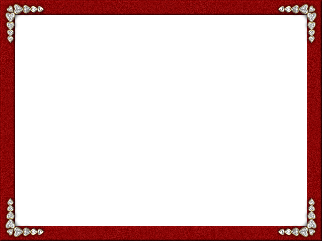 Maroon Border Frame PNG Free Download.