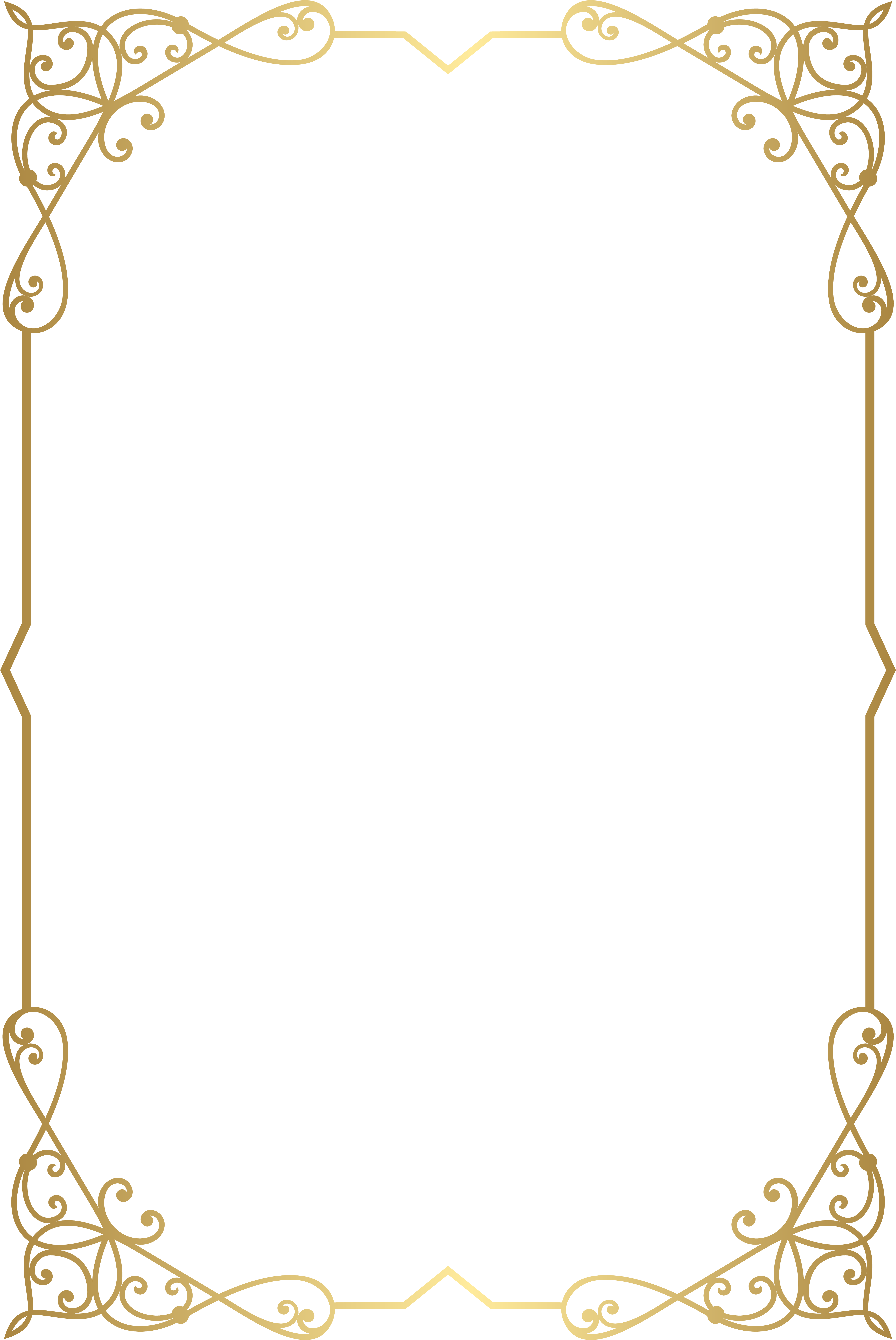 HD Decorative Frame Png.