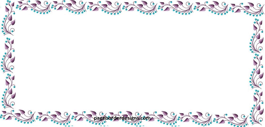 Border Designs Png (+).