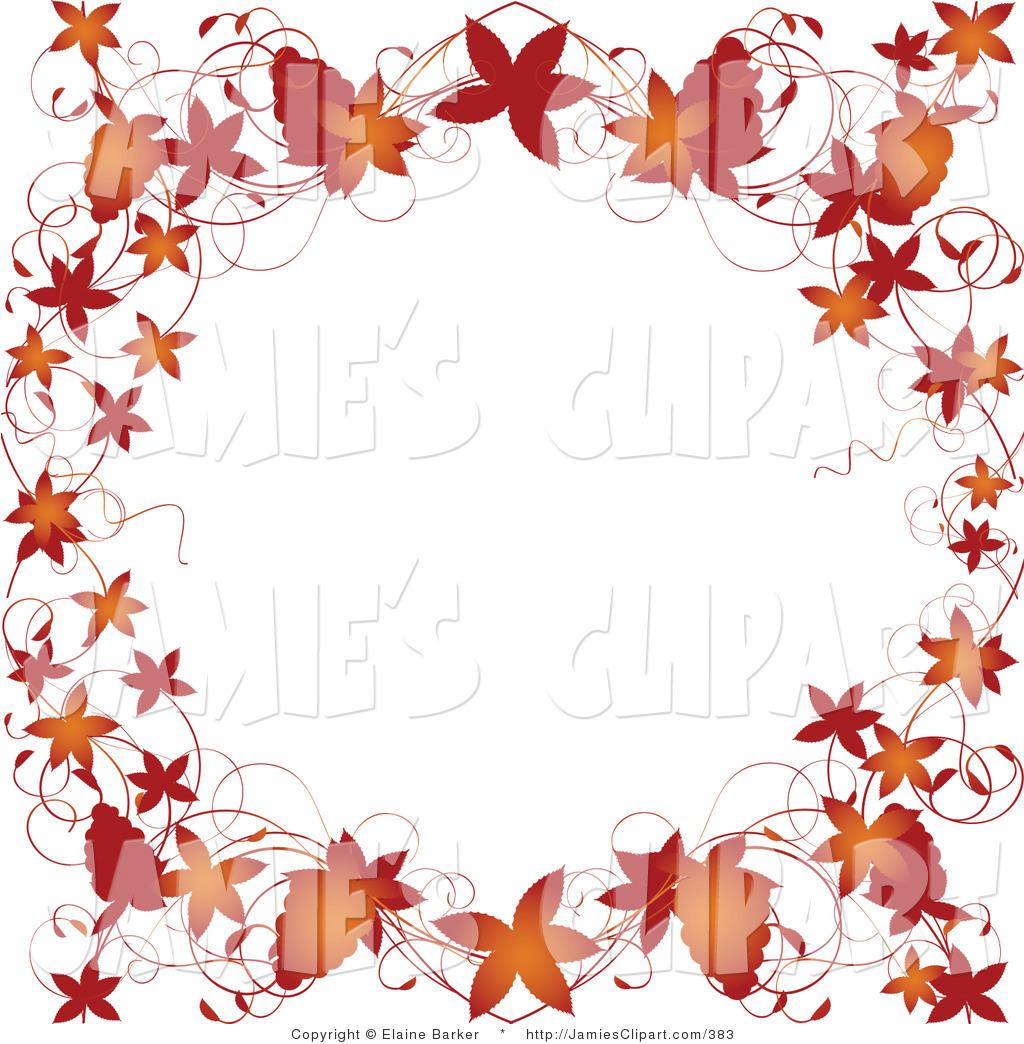 Clip Art Autumn Background Clipart.