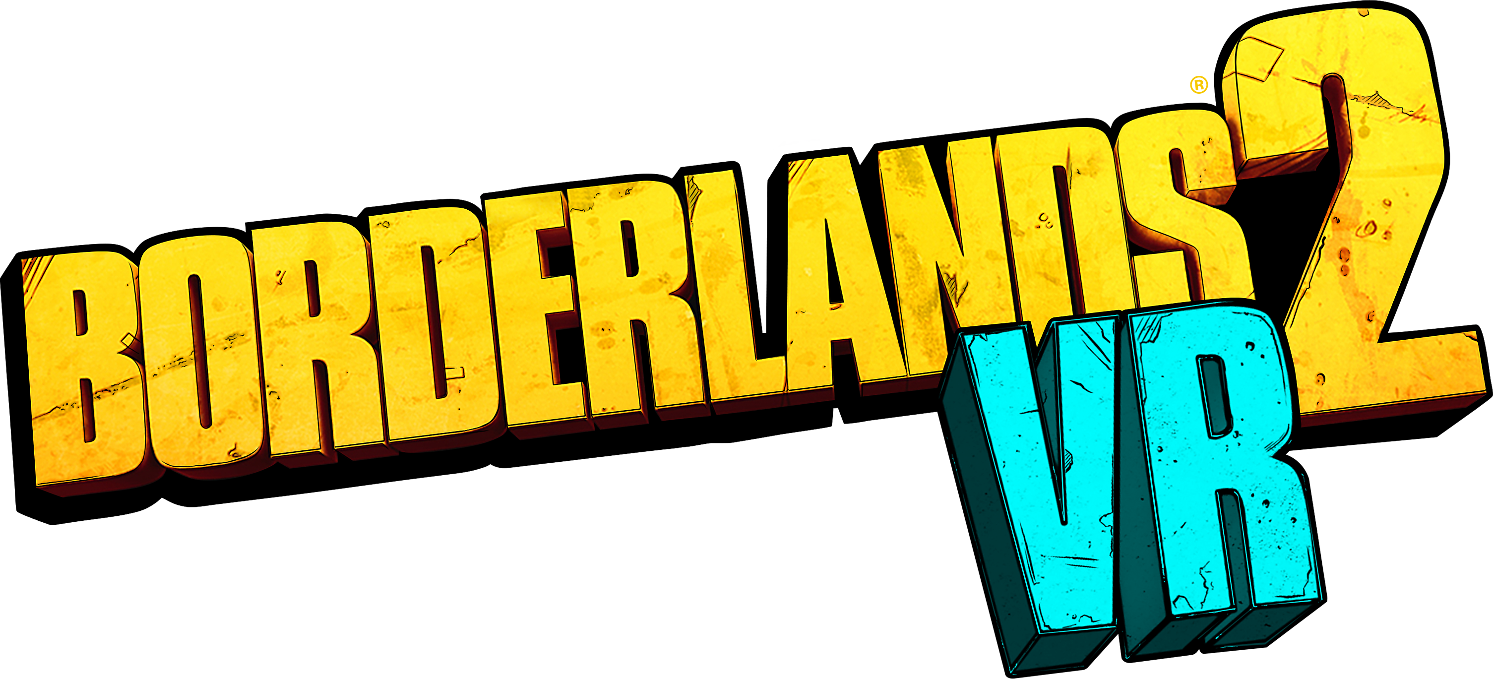 Borderlands 2 VR Game.
