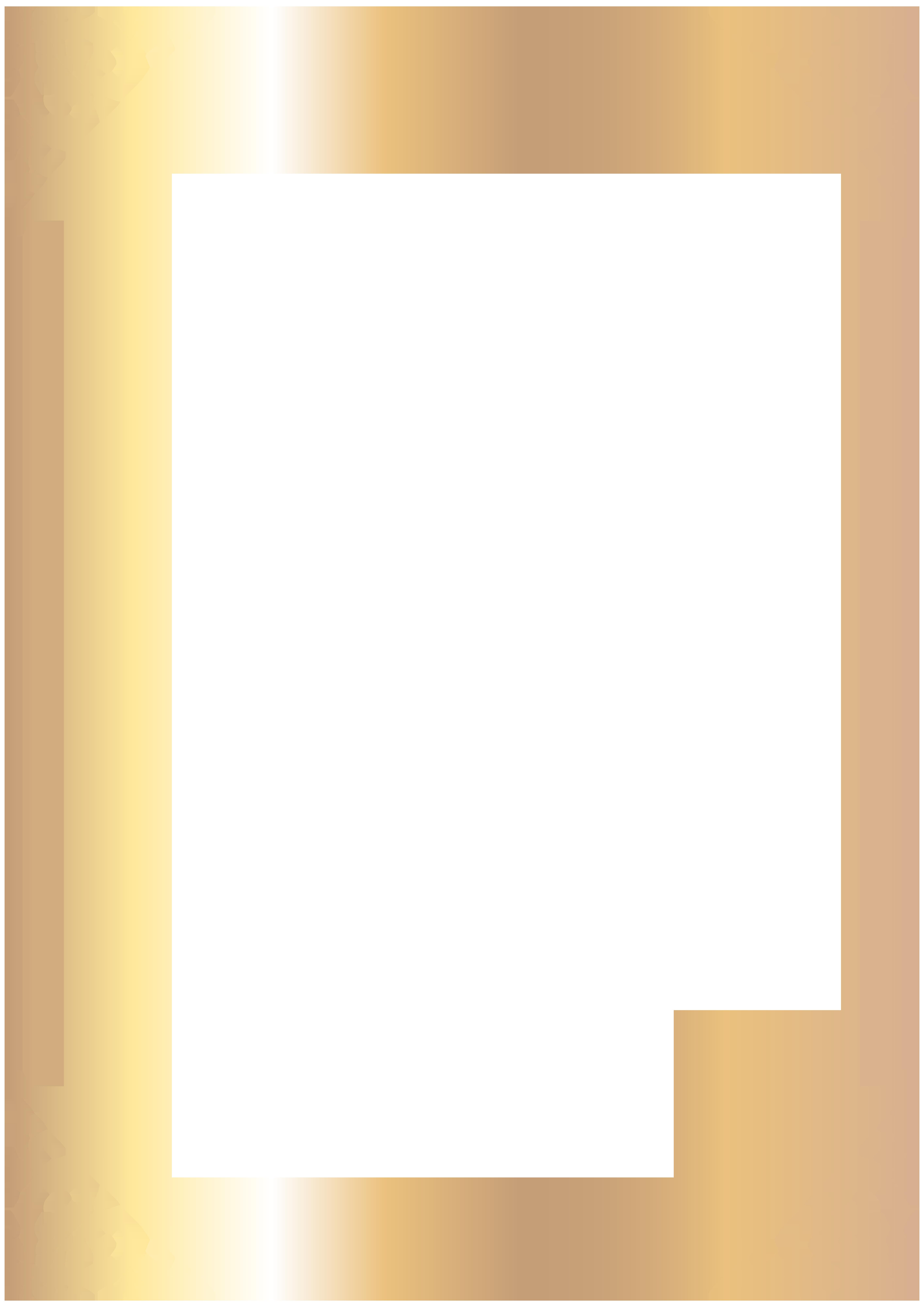 Border Frame PNG Clip Art.