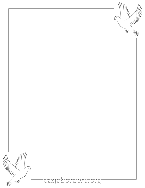 Free Religious Borders: Clip Art, Page Borders, and Vector Graphics.