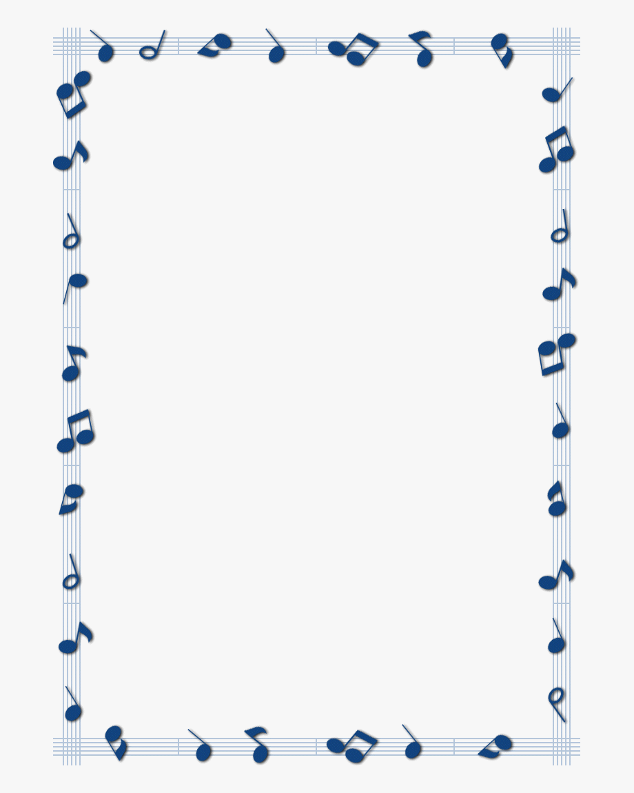 28 Collection Of Music Border Clipart Free.