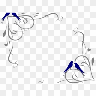 Wedding Clipart Borders PNG Images, Free Transparent Image Download.