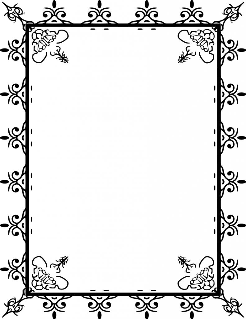 Borders Clip Art Free Download & Borders Clip Art Download Clip.