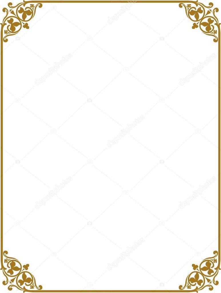 Vectores: dorados boda png.