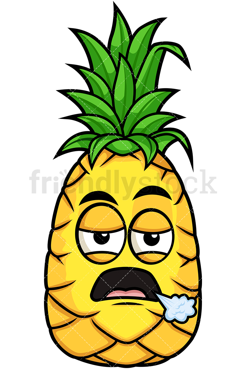 Bored Pineapple.