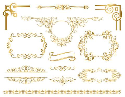 The Ultimate Gold Border Clipart Ideas Guide.