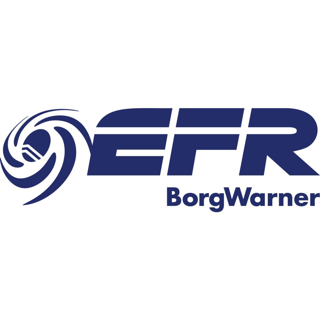 Efr BorgWarner logo, Vector Logo of Efr BorgWarner brand.