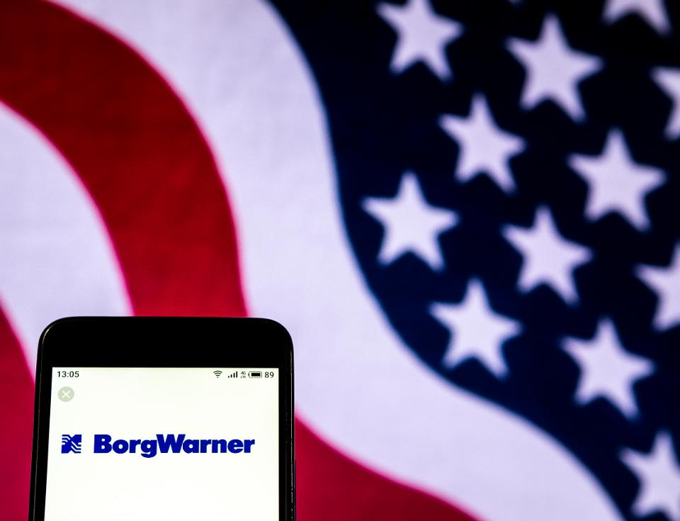 Why BorgWarner Stock Is Up 40% Over The Last Three Months.