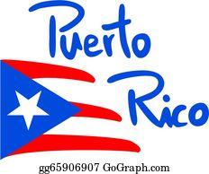 Puerto Rico Clip Art.