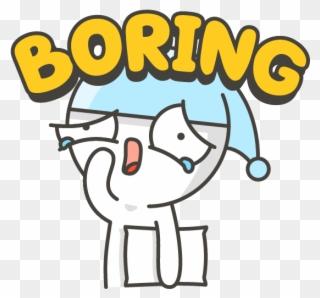 Boring.