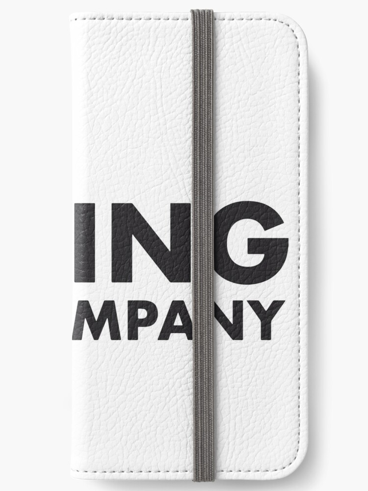 \'The Boring Company Logo\' iPhone Wallet by Programming Swag.