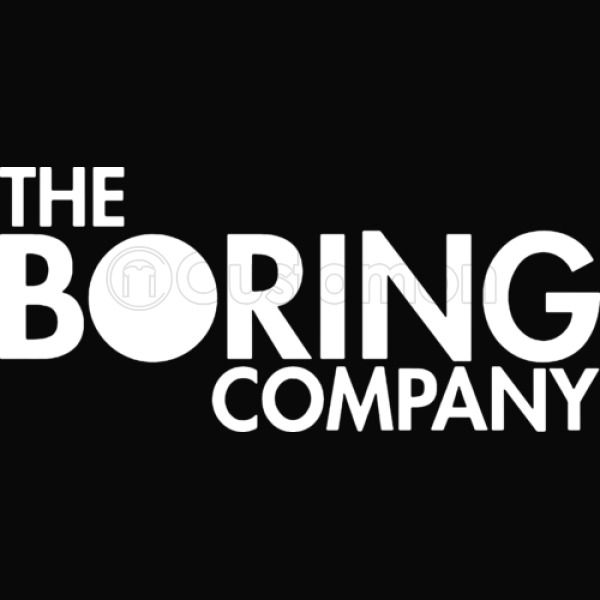 The Boring Company Baby Bib.