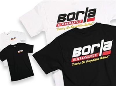 Borla Exhaust Motorsports Logo T.