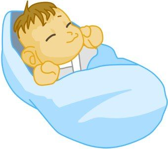 Child Born Clipart.