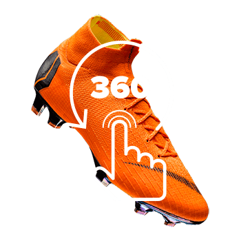 Get your pair of the Nike Mercurial Superfly 360 boots on.