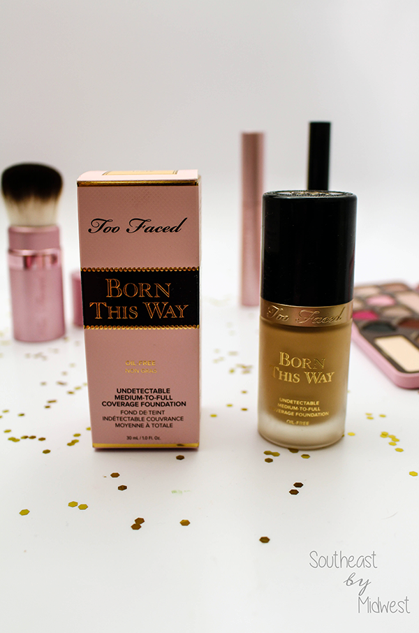 Too Faced Born This Way Foundation.