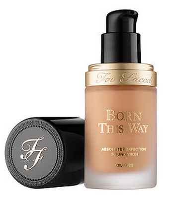 TOO FACED : Born This Way Foundation + Detailed Charts.