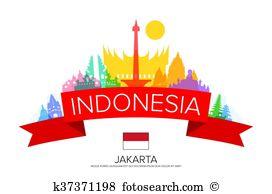 Borobudur Clipart Vector Graphics. 18 borobudur EPS clip art.