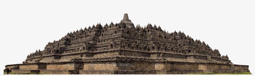 Borobudur Temple.