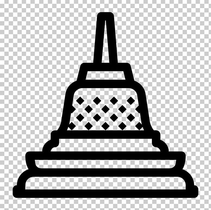 Borobudur Temple Boudhanath Stupa PNG, Clipart, Artwork, Black.