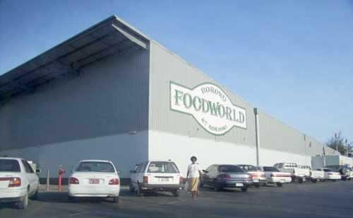 Boroko Foodworld.