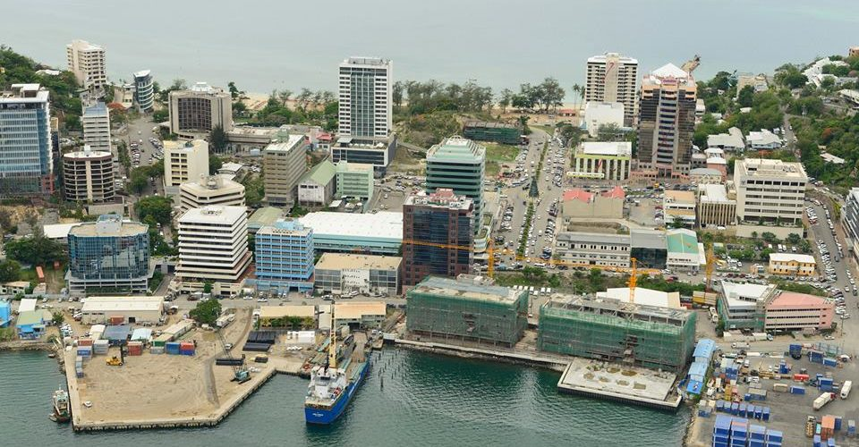 Embassy Of The Republic Of The Philippines in Port Moresby, Papua.