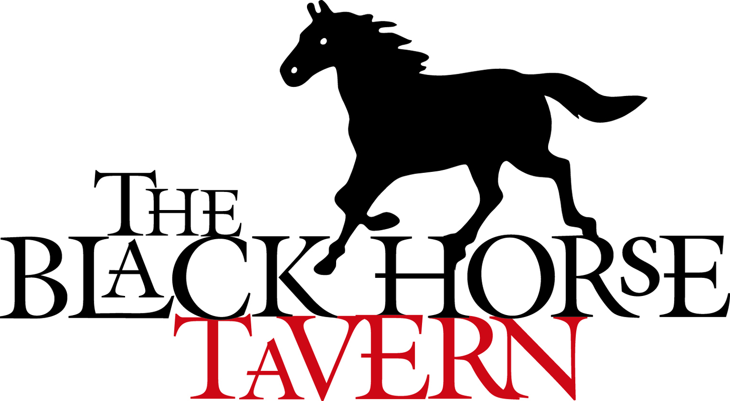 Black Horse Tavern Mendham NJ Borough Clipart.