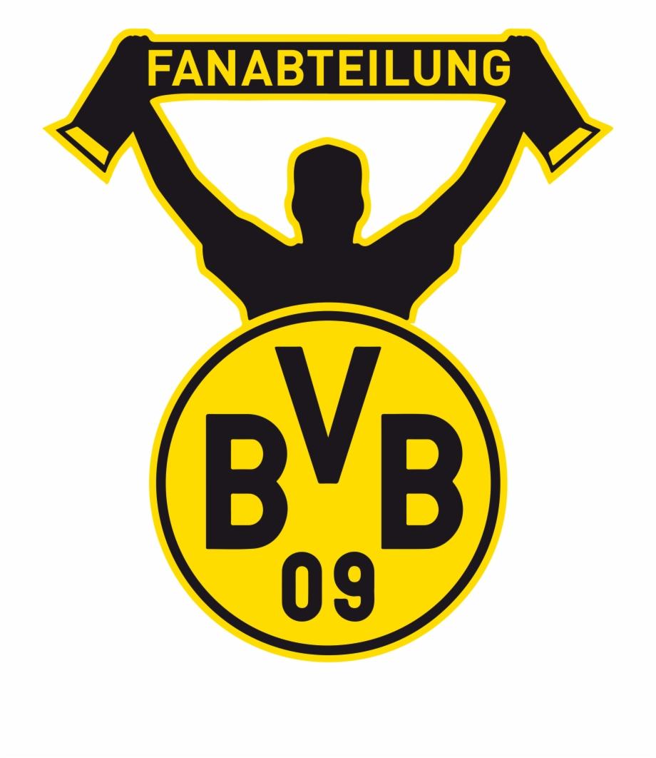 European Football Club Logos Borussia Dortmund.