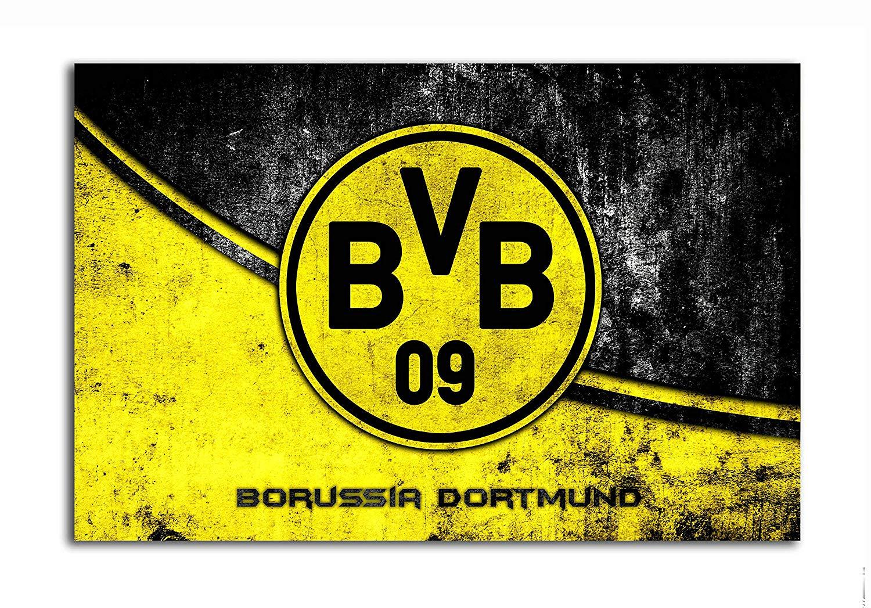 Tamatina Borussia Dortmund Football Club Poster.