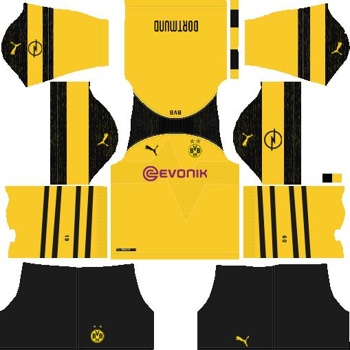Borussia Dortmund 2019.