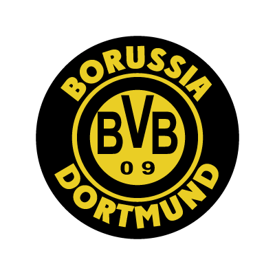 Borussia Dortmund BVB logo vector in .eps and .png format.
