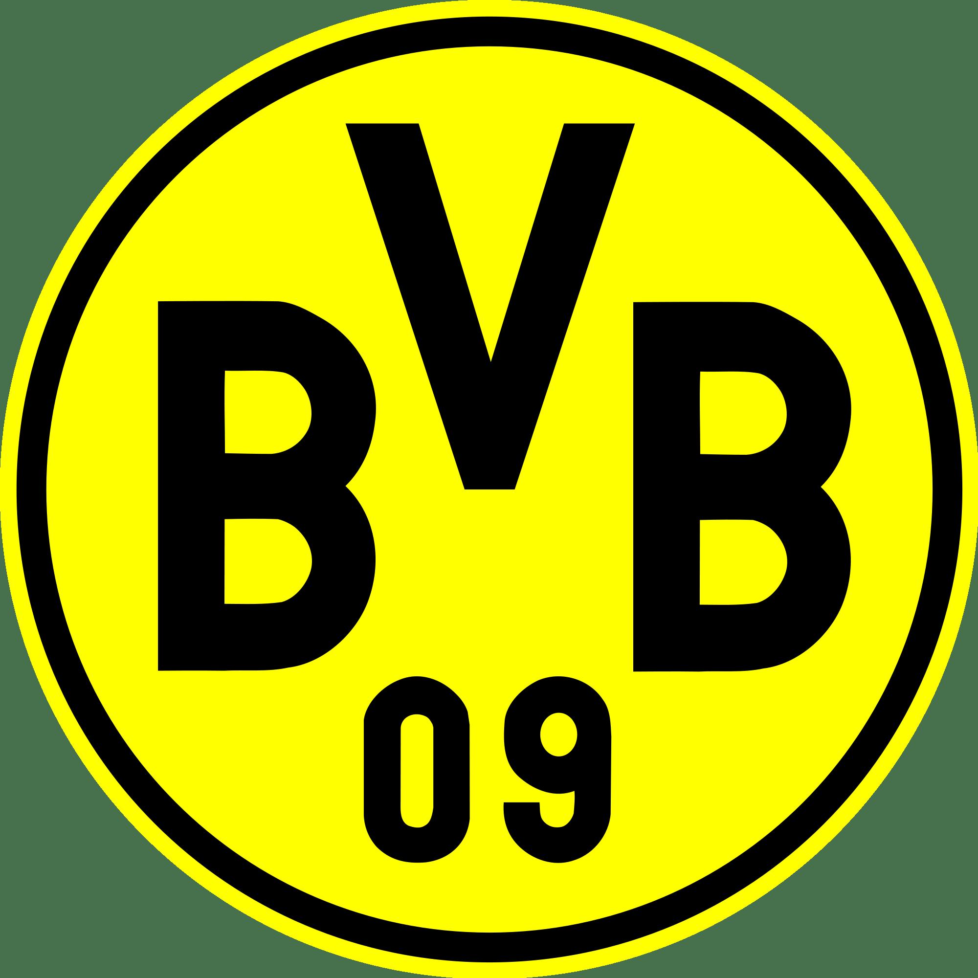 Dortmund Logo transparent PNG.