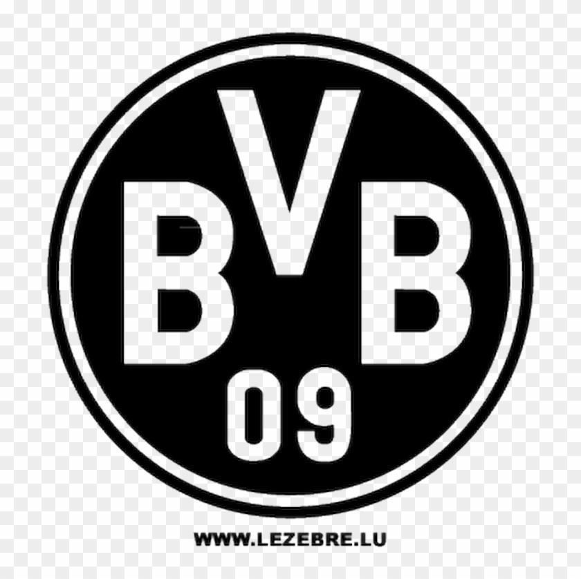 Borussia Dortmund 09 Logo T Shirt.