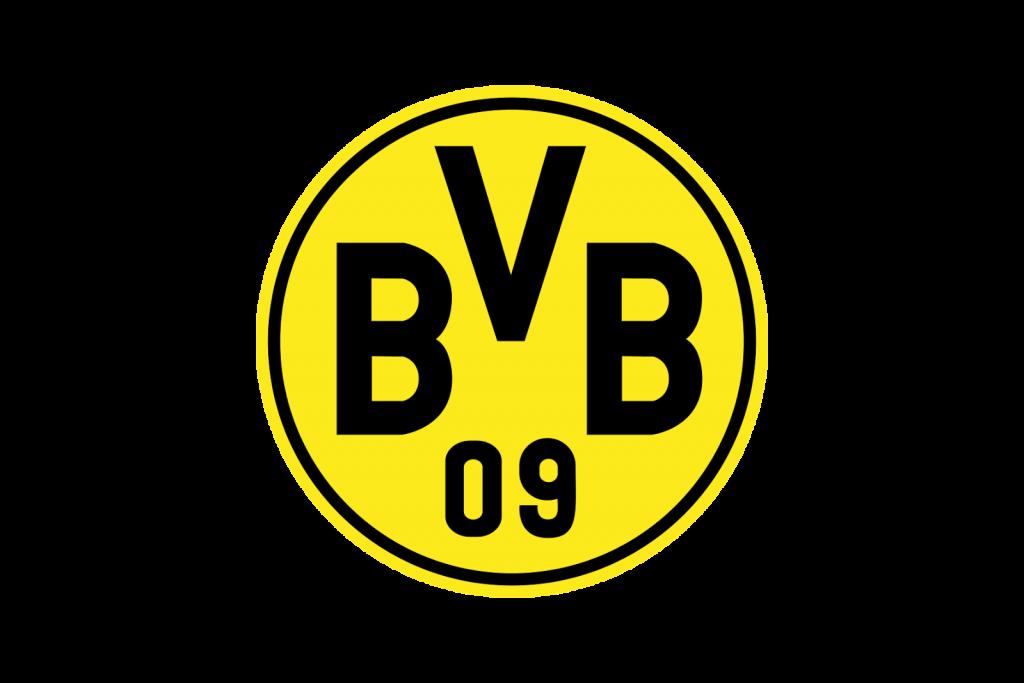 Logo Borussia Dortmund.