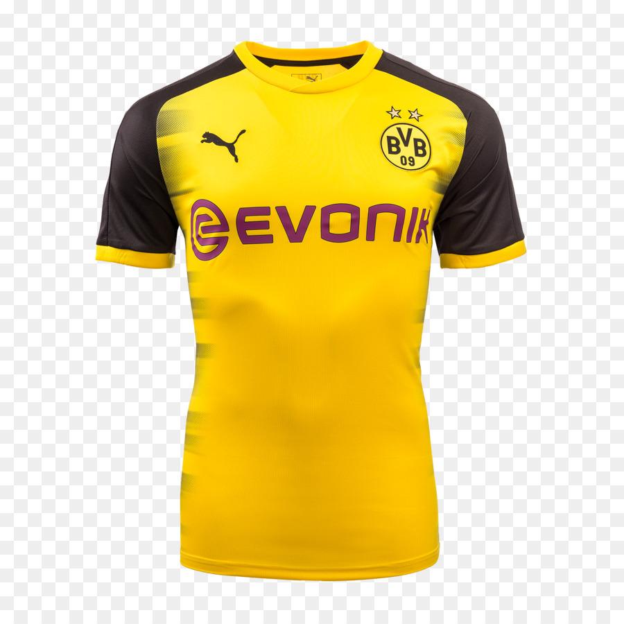 Borussia Dortmund Clothing png download.