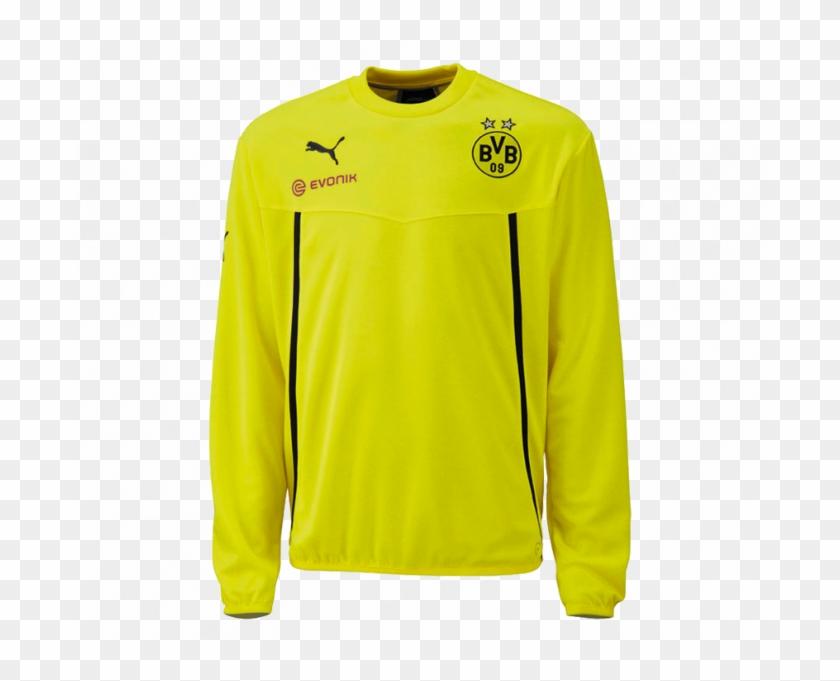 Puma Men's Borussia Dortmund Sweatshirt.